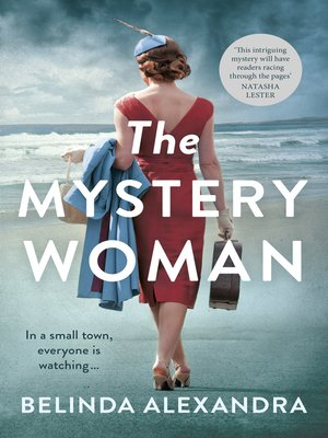 cover image of The Mystery Woman