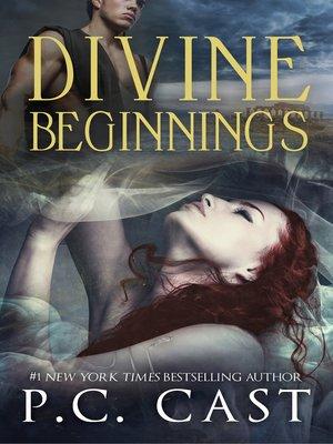 cover image of Divine Beginnings (Partholon prequel novella)