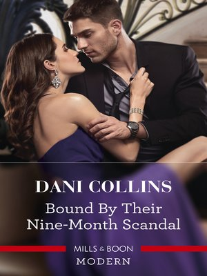 cover image of Bound by Their Nine-Month Scandal
