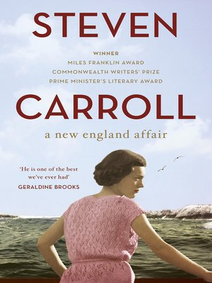 cover image of A New England Affair