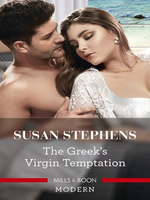 cover image of The Greek's Virgin Temptation