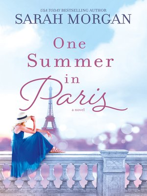 cover image of One Summer in Paris