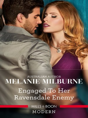 cover image of Engaged to Her Ravensdale Enemy