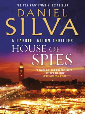 cover image of House of Spies