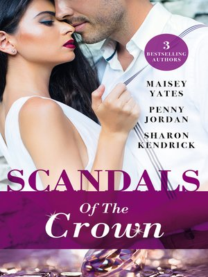cover image of Scandals of the Crown--3 Book Box Set