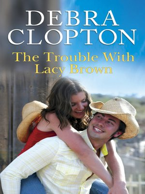 cover image of The Trouble With Lacy Brown