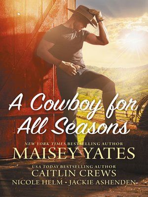 cover image of A Cowboy For All Seasons / Spring / Summer