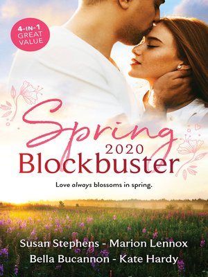 cover image of Spring Blockbuster 2020