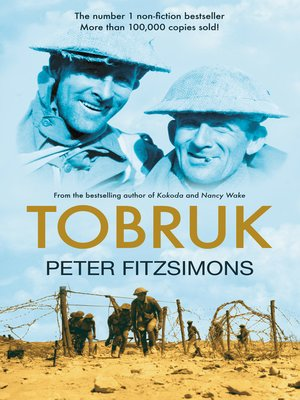 cover image of Tobruk