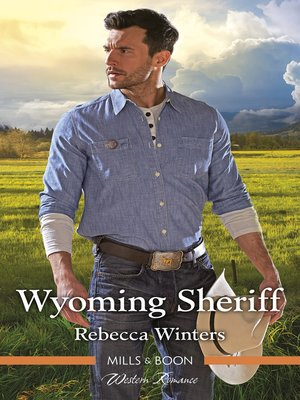 cover image of Wyoming Sheriff