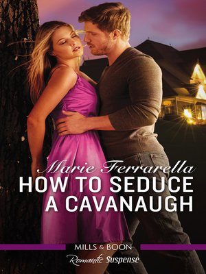 cover image of How to Seduce a Cavanaugh