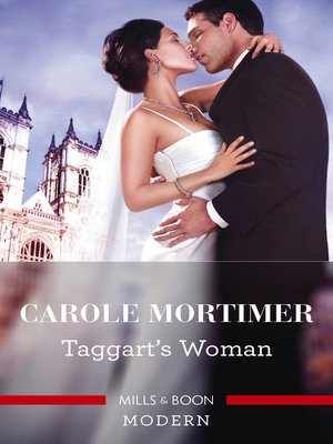 cover image of Taggart's Woman