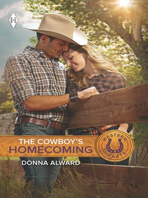 cover image of The Cowboy's Homecoming