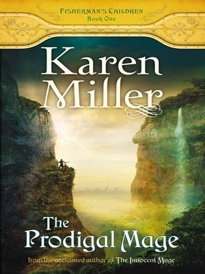 cover image of The Prodigal Mage