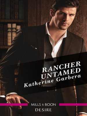 cover image of Rancher Untamed