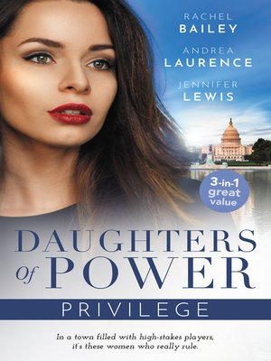 cover image of Daughters of Power