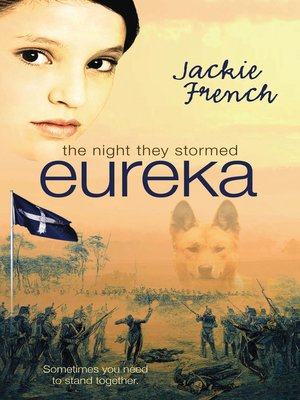 cover image of The Night They Stormed Eureka