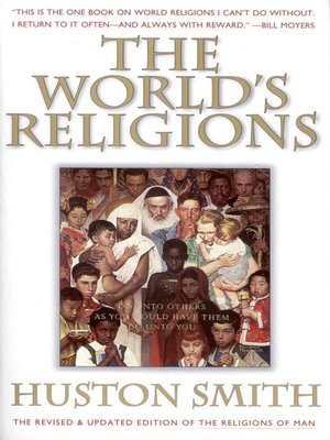 cover image of The World's Religions, Revised and Updated,
