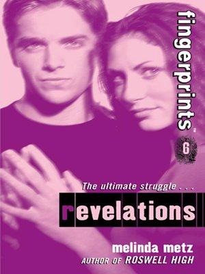 cover image of Fingerprints- Book 6: Revelations
