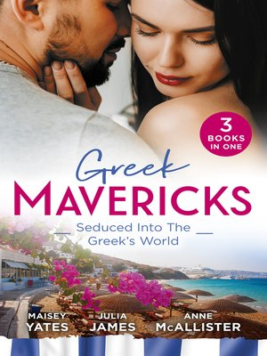 cover image of Greek Mavericks