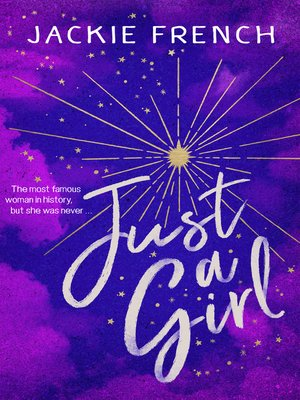 cover image of Just a Girl