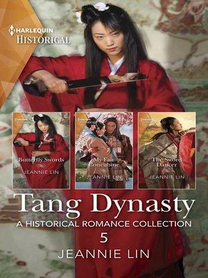 cover image of Tang Dynasty Boxset