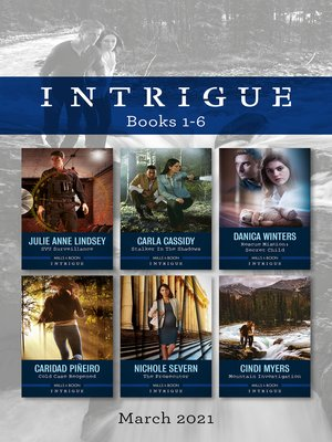 cover image of Intrigue Box Set Mar 2021