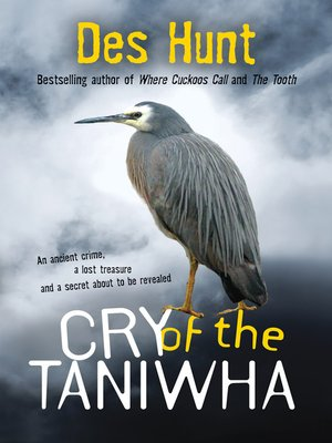 cover image of Cry of the Taniwha