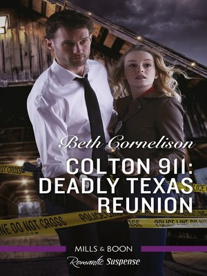 cover image of Deadly Texas Reunion