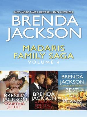 cover image of Madaris Family Saga, Volume 4