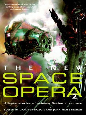 cover image of The New Space Opera 2