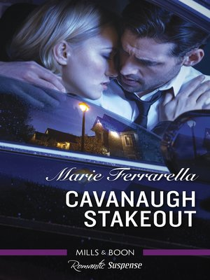 cover image of Cavanaugh Stakeout