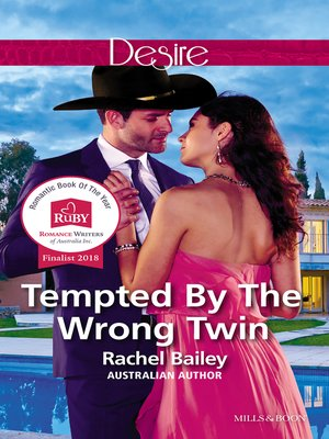 cover image of Tempted by the Wrong Twin