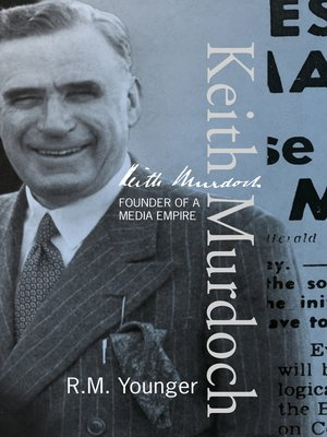 cover image of Keith Murdoch