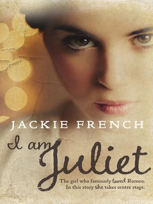 cover image of I Am Juliet