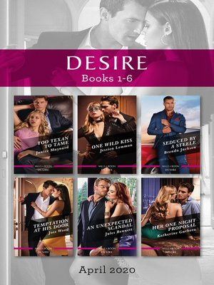 cover image of Desire Box Set 1-6