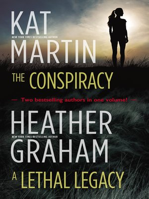 cover image of The Conspiracy & a Lethal Legacy/The Conspiracy/A Lethal Legacy