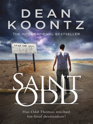 113 Results For Dean Koontz Saint Odd An Odd Thomas Novel