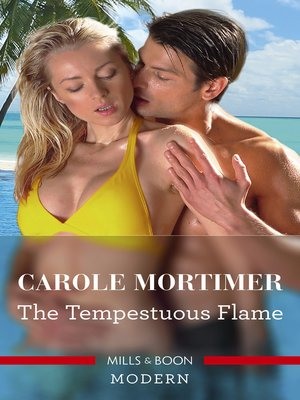cover image of The Tempestuous Flame