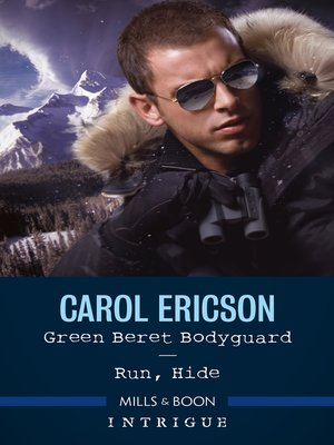 cover image of Intrigue Duo / Green Beret Bodyguard / Run, Hide