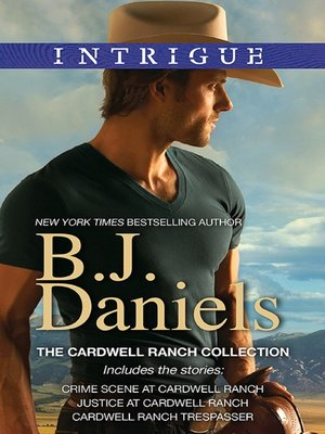 cover image of The Cardwell Ranch Collection--3 Book Box Set