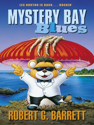 cover image of Mystery Bay Blues