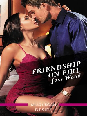 cover image of Friendship On Fire