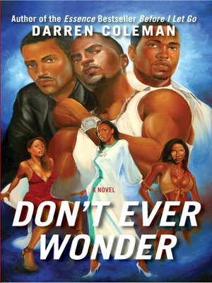 cover image of Don't Ever Wonder