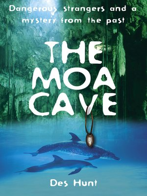 cover image of The Moa Cave