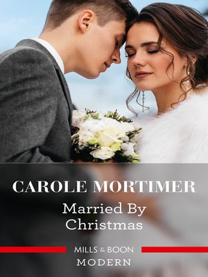 cover image of Married by Christmas