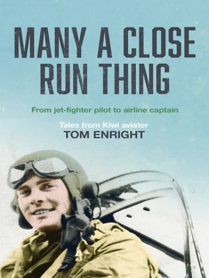 cover image of Many a Close Run Thing
