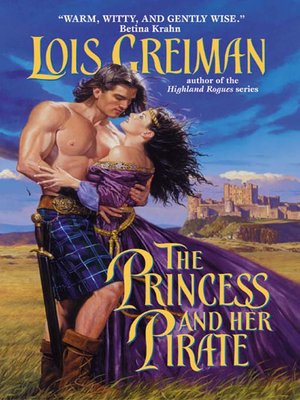 cover image of The Princess and Her Pirate