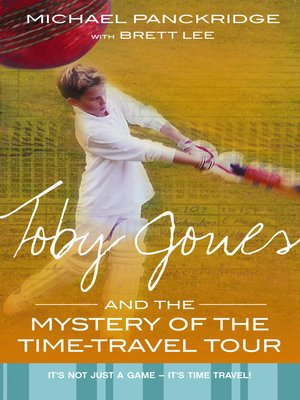 cover image of Toby Jones and the Mystery of the Time Travel Tour