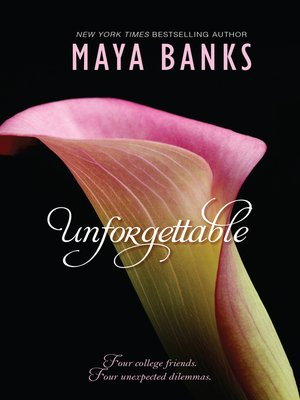 cover image of Unforgettable--4 Book Box Set